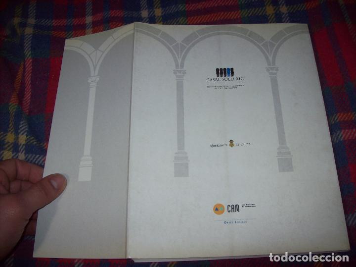 Libros de segunda mano: VICENTE PASCUAL 1991 - 2002. CASAL SOLLERIC . AJUNTAMENT DE PALMA . 1ª EDICIÓN 2002 . MALLORCA . - Foto 15 - 77853317