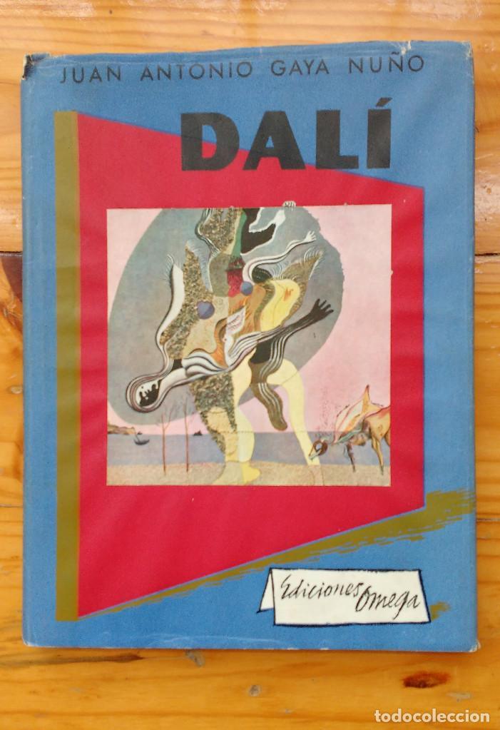 DALI - JUAN ANTONIO GAYA NUÑO (Libros de Segunda Mano - Bellas artes, ocio y coleccionismo - Pintura)