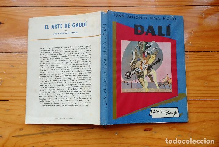 Libros de segunda mano: DALI - JUAN ANTONIO GAYA NUÑO - Foto 2 - 78415729