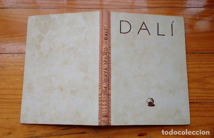 Libros de segunda mano: DALI - JUAN ANTONIO GAYA NUÑO - Foto 3 - 78415729