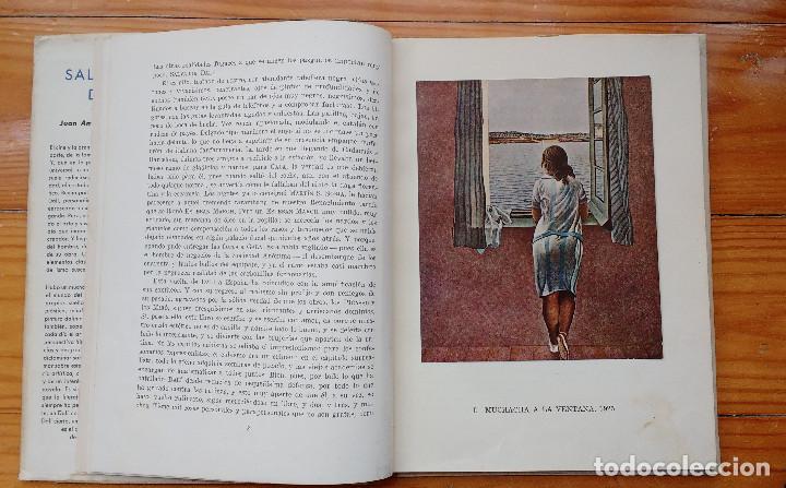 Libros de segunda mano: DALI - JUAN ANTONIO GAYA NUÑO - Foto 5 - 78415729