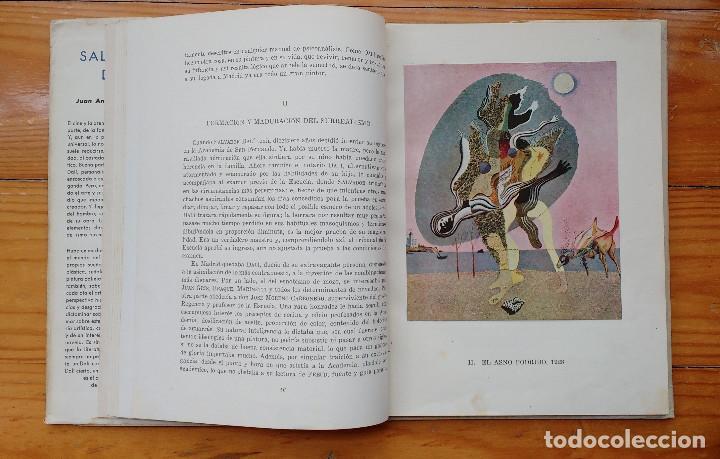 Libros de segunda mano: DALI - JUAN ANTONIO GAYA NUÑO - Foto 6 - 78415729