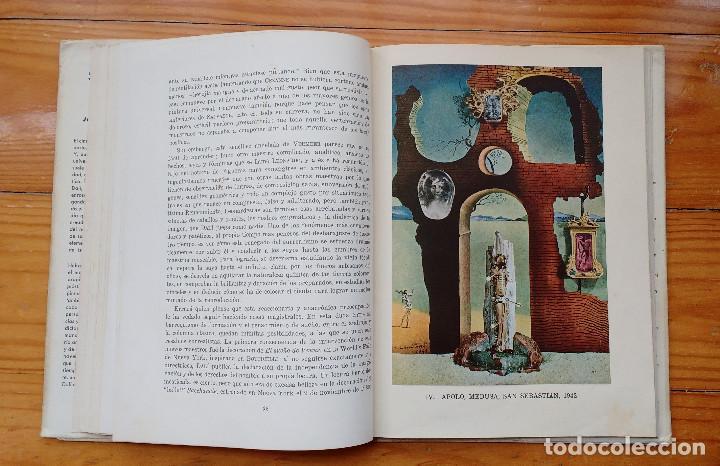 Libros de segunda mano: DALI - JUAN ANTONIO GAYA NUÑO - Foto 7 - 78415729