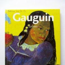Libros de segunda mano: GAUGUIN. INGO F. WALTHER. Lote 78883107