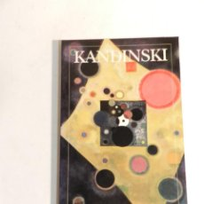 Libros de segunda mano: KANDINSKY POCKETS . ED ELECTA - PINTURA,. Lote 78952101