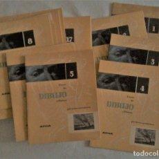 Libros de segunda mano: CURSO DIBUJO Y PINTURA POR CORRESPONDENCIA DE AFHA. 1959. Lote 79119905