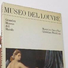 Libros de segunda mano: MUSEO DEL LOUVRE - MAURICE SERULLAZ, CHRISTIAN POUILLON. Lote 79227477