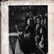 Libros de segunda mano: CLAUDIO COELLO (J.A. GAYA NUÑO 1957) SIN USAR. Lote 79542813