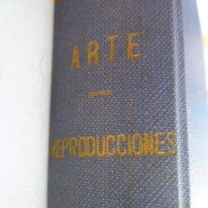 Libros de segunda mano: REPRODUCIONES - LÁMINAS DE PINTURA PUBLICADAS EN LOS 120 FÁSCICULOS DE LA REVISTA ARTE/RAMA. Lote 79703777