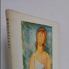 Libros de segunda mano: MODIGLIANI . Lote 80115597
