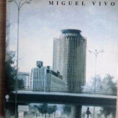 Libros de segunda mano: CATALOGO PINTURAS DE MADRID * MIGUEL VIVO. Lote 80750594