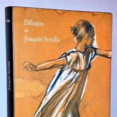 Libros de segunda mano: DIBUJOS DE JOAQUÍN SOROLLA. Lote 81150576