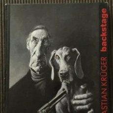 Libros de segunda mano: LOTE 6 LIBROS . SEBASTIAN KRÜGER - UNO DE ELLOS FIRMADO. Lote 81241112