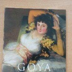 Libros de segunda mano: FRANCISCO DE GOYA. TASCHEN. ROSE-MARIE & RAINER HAGEN. Lote 81376004
