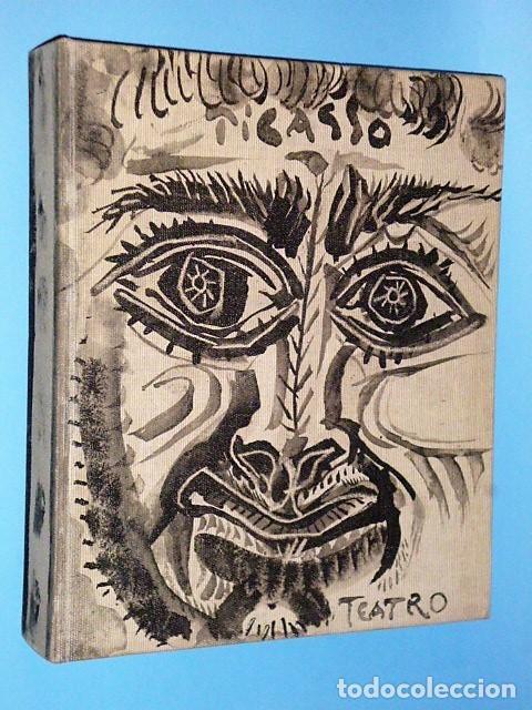 PICASSO Y EL TEATRO (Libros de Segunda Mano - Bellas artes, ocio y coleccionismo - Pintura)