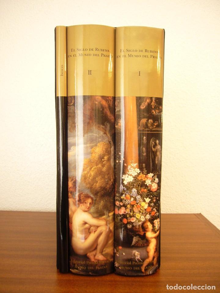 Libros de segunda mano: EL SIGLO DE RUBENS EN EL MUSEO DEL PRADO. CATÁLOGO RAZONADO DE PINTURA FLAMENCA S. XVII (1995) - Foto 2 - 81883668