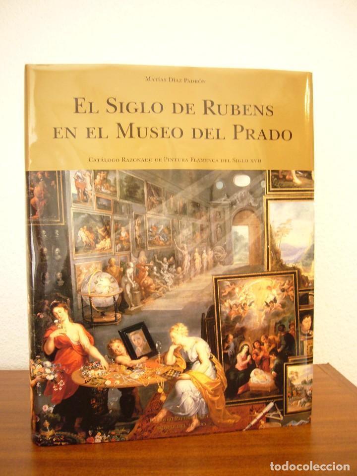 Libros de segunda mano: EL SIGLO DE RUBENS EN EL MUSEO DEL PRADO. CATÁLOGO RAZONADO DE PINTURA FLAMENCA S. XVII (1995) - Foto 4 - 81883668