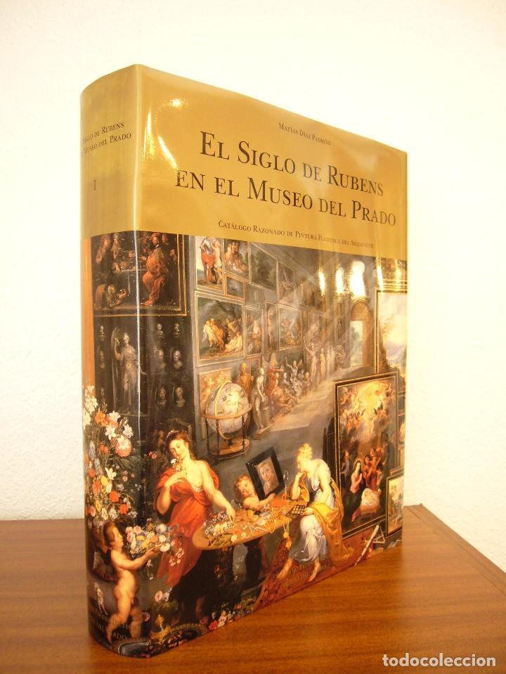 Libros de segunda mano: EL SIGLO DE RUBENS EN EL MUSEO DEL PRADO. CATÁLOGO RAZONADO DE PINTURA FLAMENCA S. XVII (1995) - Foto 5 - 81883668