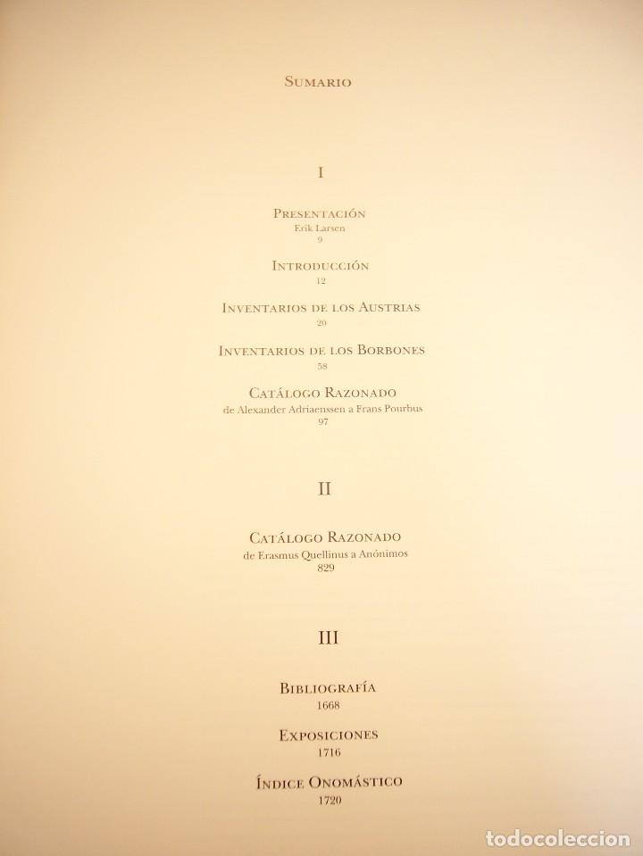 Libros de segunda mano: EL SIGLO DE RUBENS EN EL MUSEO DEL PRADO. CATÁLOGO RAZONADO DE PINTURA FLAMENCA S. XVII (1995) - Foto 7 - 81883668