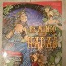 Libros de segunda mano: COMO DIBUJAR Y PINTAR EL MUNDO DE LAS HADAS - LINDA RAVENSCRFOT --REFMENOEN. Lote 82141108