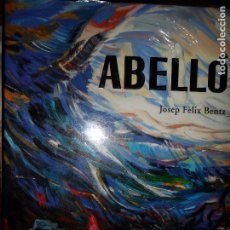 Libros de segunda mano: ABELLÓ, JOSEP FÉLIX BENTZ, ED. AUSA, NUEVO. Lote 82617204