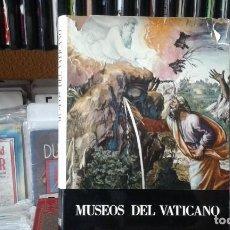 Libros de segunda mano: MUSEOS DEL VATICANO,SALVAT 1966. Lote 82632748