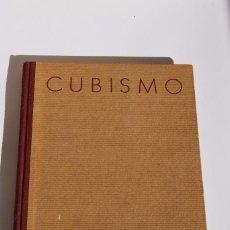 Libros de segunda mano: ENRIQUE AZCOAGA - CUBISMO - ED. OMEGA - POLIEDRO 1949 - LIBRO. Lote 82928268
