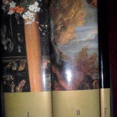 Libros de segunda mano: EL SIGLO DE RUBENS EN EL MUSEO DEL PRADO, 3 VOLÚMENES, EN ESTUCHE. Lote 83308380