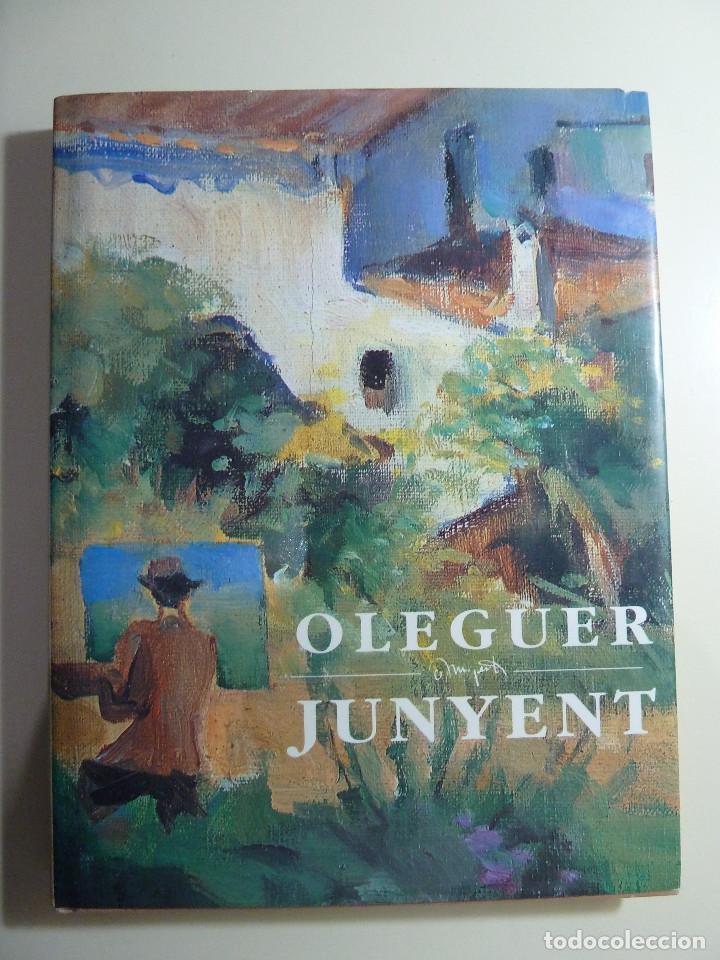 OLEGUER JUNYENT (Libros de Segunda Mano - Bellas artes, ocio y coleccionismo - Pintura)