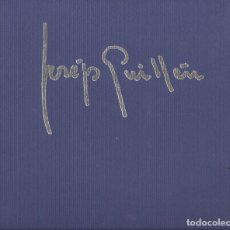 Livros em segunda mão: JOSEP GUILLÉN. PINTURA. OLIS. LLEIDA 1999. CATÁLEG AMB 60 OLIS COLOR. NOU. Lote 84783816