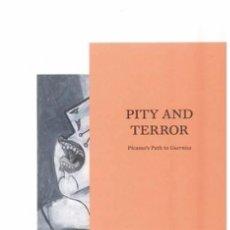 Libros de segunda mano: 'PITY AND TERROR. PICASSO'S PATH TO GUERNICA' (2017), CATÁL. EXPO. Mº REINA SOFÍA, PRECINTADO. Lote 85098848