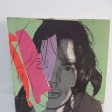 Libros de segunda mano: ANDY WARHOL 1928-1987. COMMERCE INTO ART. BENEDIKT TASCHEN. 1975. VER FOTOGRAFIAS ADJUNTAS. Lote 86465228