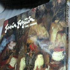 Libros de segunda mano: GARCIA ERGUIN.RAUL CHAVARRI.DEDICADO POR EL PINTOR. Lote 86641364