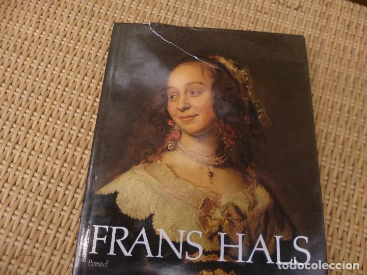 FRANS HALS PRESTEL SEYMOUR SLIVE 437 PAG (Libros de Segunda Mano - Bellas artes, ocio y coleccionismo - Pintura)