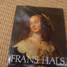 Libros de segunda mano: FRANS HALS PRESTEL SEYMOUR SLIVE 437 PAG. Lote 86680336