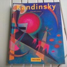 Libros de segunda mano: KANDINSKY. ULRIKE BECKS-MALORNY. TASCHEN 1866-1944. DE WEG NAAR ABSTRACTIE. 1994. LIBRO EN HOLANDÉS. Lote 87159336