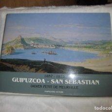 Libros de segunda mano - 1857-1873.GUIPUZCOA-SAN SEBASTIAN.DIDIER PETIT DE MEURVILLE.FERNANDO ALTUBE.FUNDACION KUTXA 2003 - 87259264