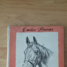 Libros de segunda mano: LIBRO COMO DIBUJAR CABALLOS - EMILIO FREIXAS - VER FOTOS ADICIONALES. Lote 135641718