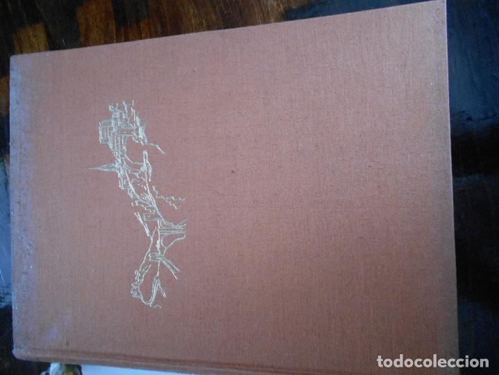 Libros de segunda mano: EL GRECO Y TOLEDO. GREGORIO MARAÑON. ESPASA-CALPE, MADRID 1956. TAPA DURA EN TELA CON SOBRECUBIERTA. - Foto 2 - 88097276