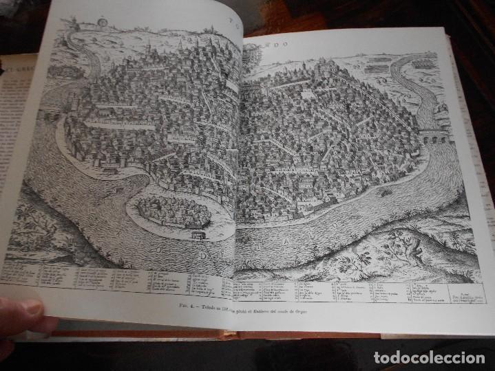 Libros de segunda mano: EL GRECO Y TOLEDO. GREGORIO MARAÑON. ESPASA-CALPE, MADRID 1956. TAPA DURA EN TELA CON SOBRECUBIERTA. - Foto 5 - 88097276