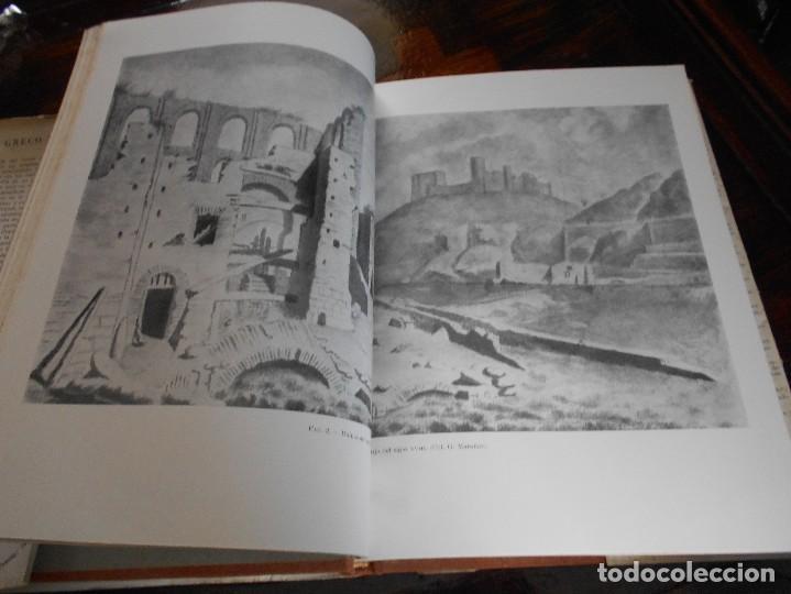 Libros de segunda mano: EL GRECO Y TOLEDO. GREGORIO MARAÑON. ESPASA-CALPE, MADRID 1956. TAPA DURA EN TELA CON SOBRECUBIERTA. - Foto 6 - 88097276