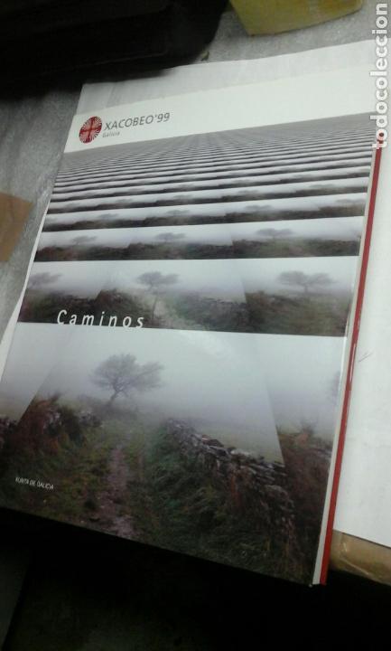 CAMINOS.XACOBEO99.DIFERENTES ARTISTAS (Libros de Segunda Mano - Bellas artes, ocio y coleccionismo - Pintura)