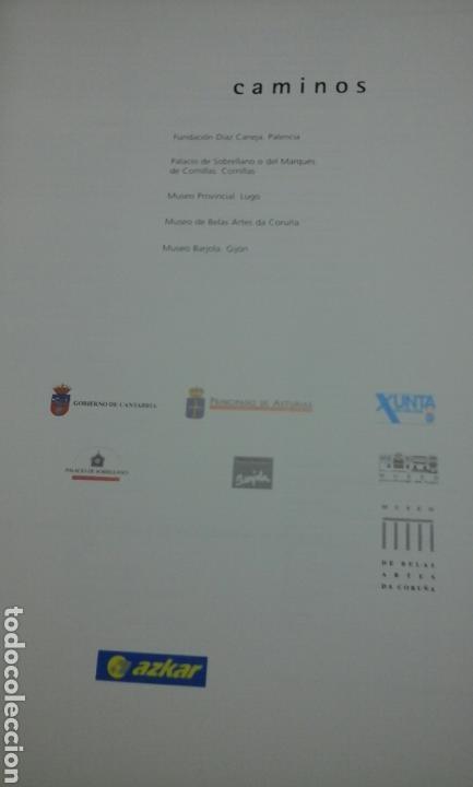 Libros de segunda mano: Caminos.xacobeo99.diferentes artistas - Foto 3 - 88348734
