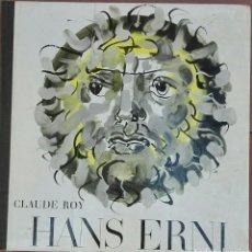 Libros de segunda mano: CLAUDE ROY HANS ENRI. Lote 81793264
