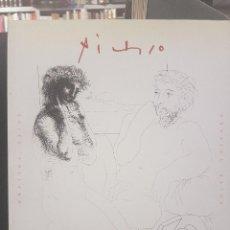 Libros de segunda mano: PICASSO,SUITE VOLLARD,ILUSTRADO. Lote 89193780