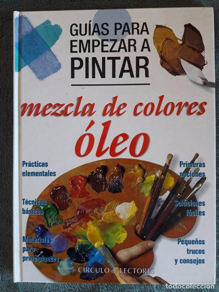 Gu as para empezar a pintar mezcla de colores comprar - Mezcla de colores para pintar ...