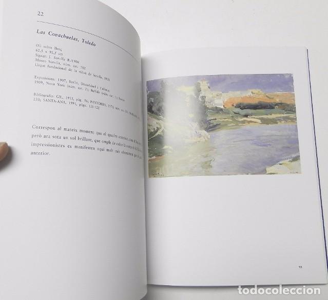 Libros de segunda mano: SOROLLA (FONS DEL MUSEO SOROLLA) - Foto 2 - 89292432