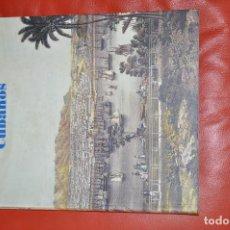 Libros de segunda mano: GRABADOS COLONIALES CUBANOS , MALAGA 1999 , CATALOGO EXPOSICION. Lote 89373816
