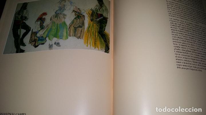Libros de segunda mano: tipos y trajes de zamora salamanca y leon / acuarelas de la escuela madrileña de ceramica / VVAA - Foto 3 - 89653932