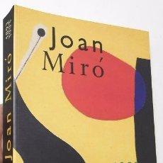 Libros de segunda mano: JOAN MIRÓ 1893-1993. Lote 73452147